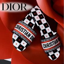 ☆DIOR★ DWAY ディオラモア スライド * D-Chess Heart * 21AW