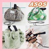 ASOS(エイソス) メイクポーチ ASOS♦The Flat Lay Co. 広がるメイクポーチ 4色 国内発送