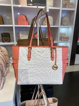 Michael Kors★GILLY LG TRAVEL TOTE A4サイズ収納可
