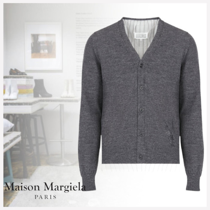 Maison Margiela 'Anonymity of the lining' カーディガン (Maison Margiela/カーディガン) S50HA1008S17784860