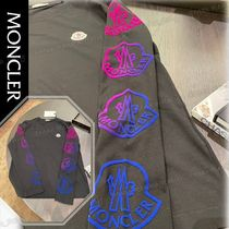 MONCLER(モンクレール) Tシャツ・カットソー 21-22AW!日本未入荷!レア!【MONCLER】グラデーションロゴシャツ
