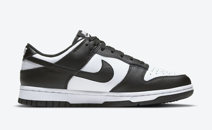 """Nike キッズスニーカー 国内発送★NIKE PS DUNK LOW """"WHITE/BLACK""""(3)"""