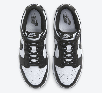 """Nike キッズスニーカー 国内発送★NIKE PS DUNK LOW """"WHITE/BLACK""""(4)"""