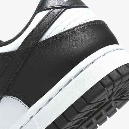 """Nike キッズスニーカー 国内発送★NIKE PS DUNK LOW """"WHITE/BLACK""""(8)"""