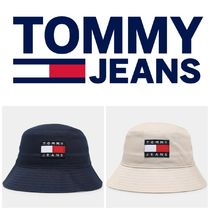 TOMMY JEANS Heritage Bucket Hat 2カラーバリエーション トミー