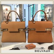 ★DELVAUX★Tempete PM ハンドバッグ 2色