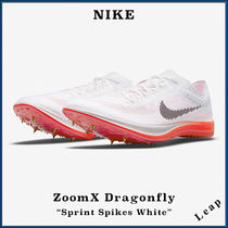 【NIKE】人気 ZoomX Dragonfly Sprint Spikes White