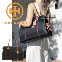 TORY BURCH★PERRY ナイロン トートバッグ 74470