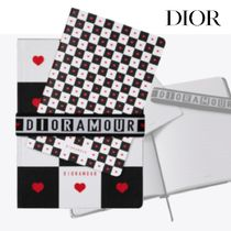 Dior◆21AW新作! Dioramour 手帳 ノート 2冊セット ハート