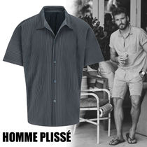ISSEY MIYAKE(イッセイミヤケ) シャツ 【安心の関税込】HOMME PLISSE・MONTHLY COLOR JULY シャツ