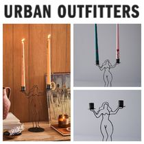 【UO】●日本未入荷●Figure Study Wire Taper Candle Holder
