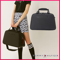 TOMMY HILFIGER GOLF★カーボントーンダッフルバッグ