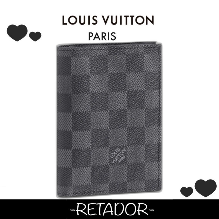 LOUISVUITTON/ルイヴィトン クーヴェルテュール・パスポール NM (Louis Vuitton/キーケース・キーリング) N64411