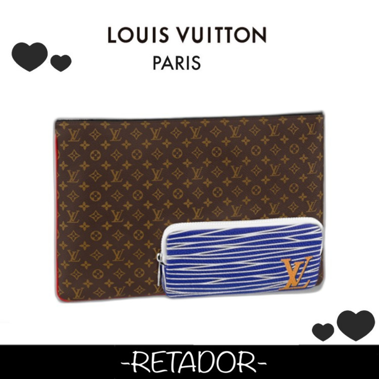 LOUISVUITTON/ルイヴィトン ポシェット A4 (Louis Vuitton/クラッチバッグ) M69690