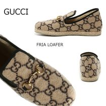 【GUCCI】FRIA LOAFER☆フリアローファー