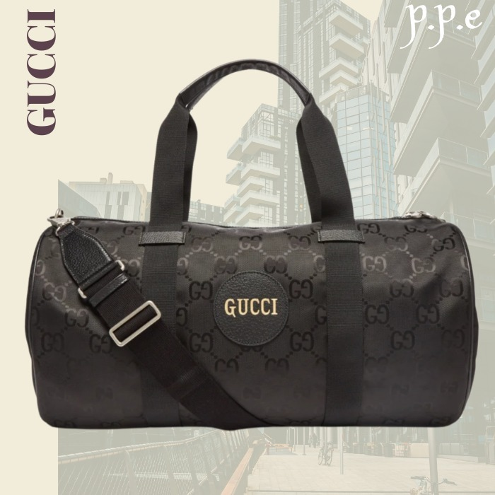 GUCCI Off The Grid GG-jacquard holdall 旅行にも♪/ 関送込 (GUCCI/ボストンバッグ) 71701050