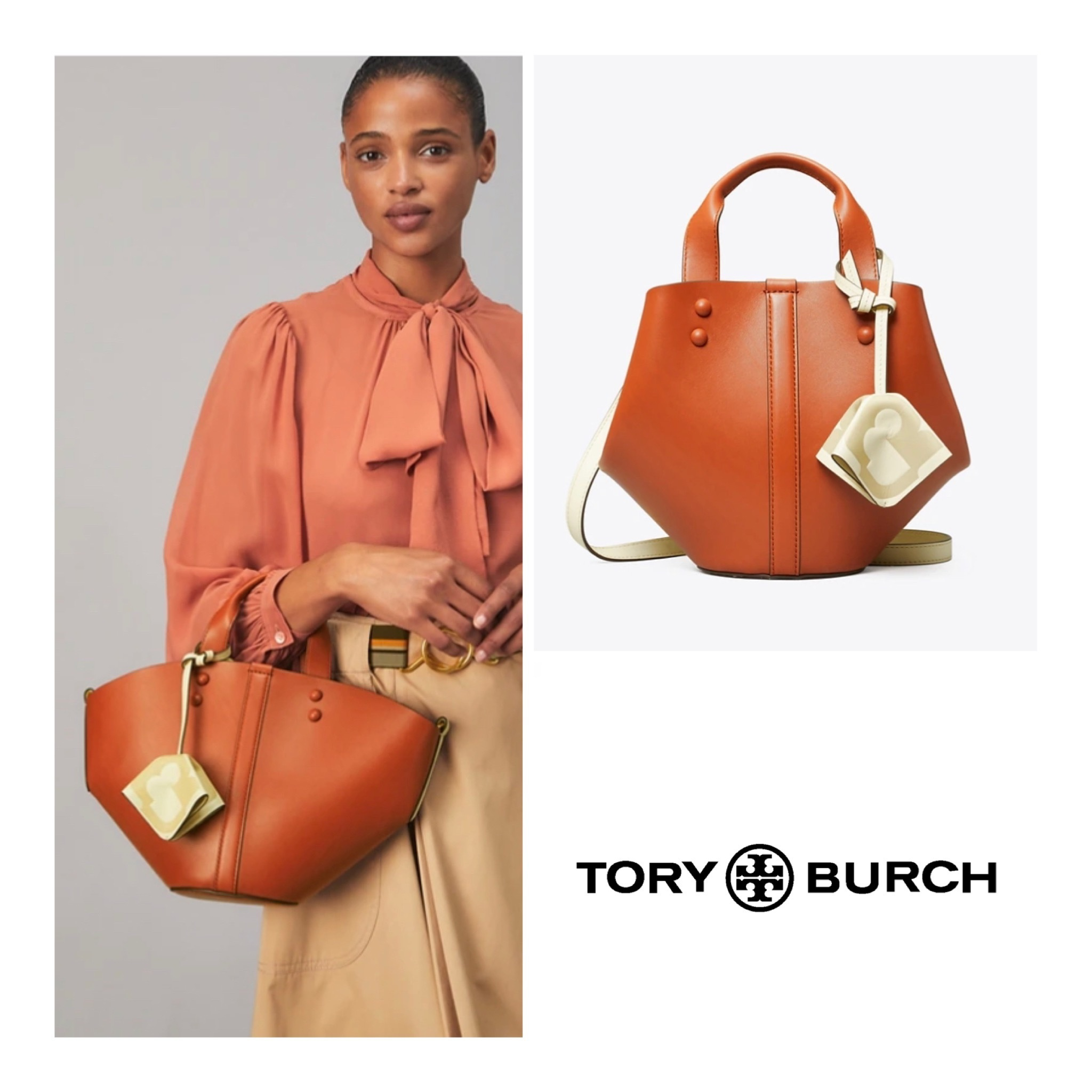 Tory Burch☆ New!! SETE SMALL TOTE BAG (Tory Burch/トートバッグ) 71719608