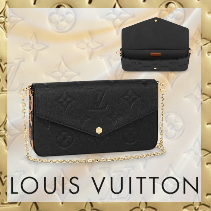 2021AW◇新作◇ルイヴィトン◇ポシェット・フェリシー◇カバン (Louis Vuitton/クラッチバッグ) M80679