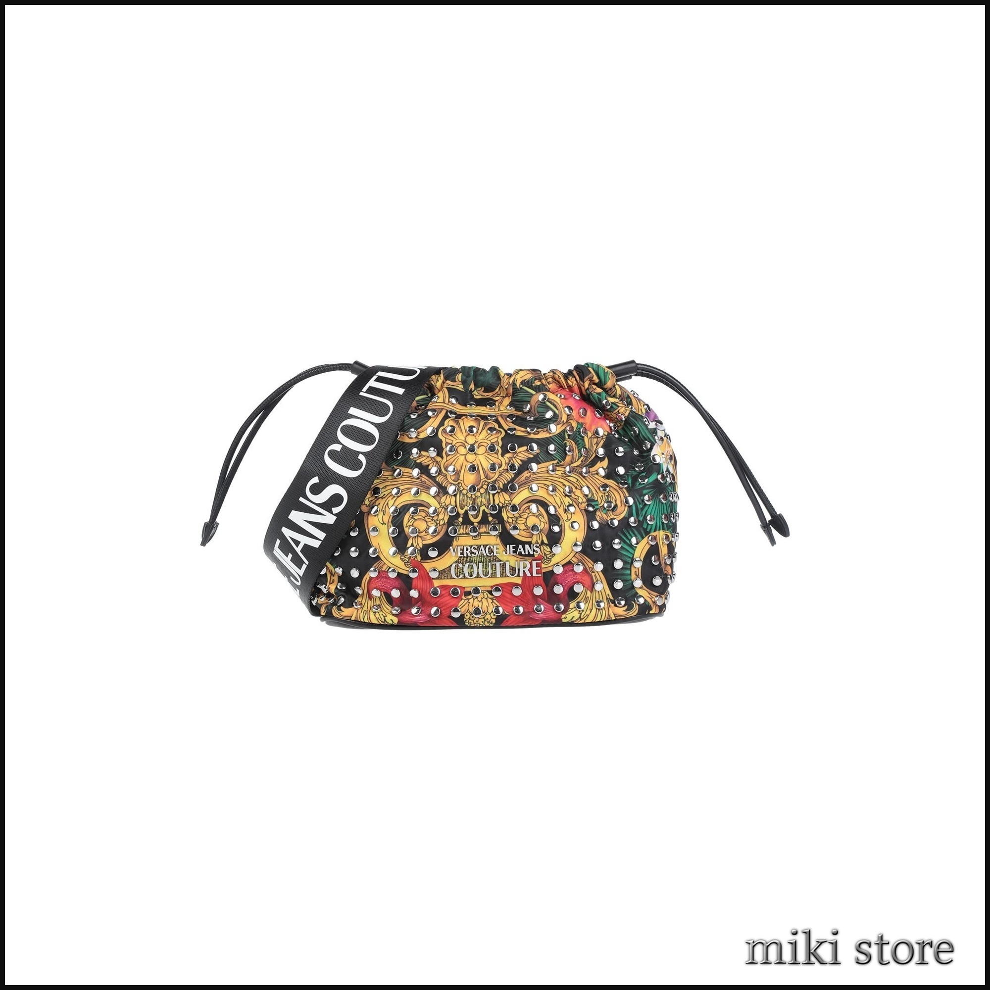 【VERSACE JEANS COUTURE】ショルダーバッグ (VERSACE/ショルダーバッグ) 455588