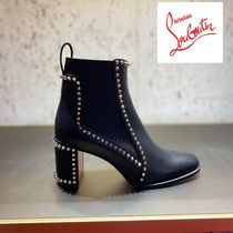 【Louboutin】  ルブタン ブーツ Out Line Spike 70mm