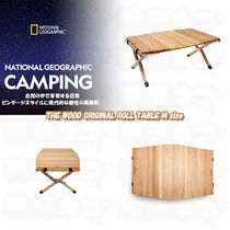 ★NATIONAL GEOGRAPHIC★THE WOOD ORIGINAL ROLL TABLE M size