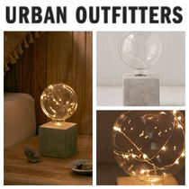 【UO】●日本未入荷●Brittany Firefly Concrete Table Lamp