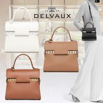 DELVAUX☆デルヴォーTempete PM タンペート カーフスキンレザー