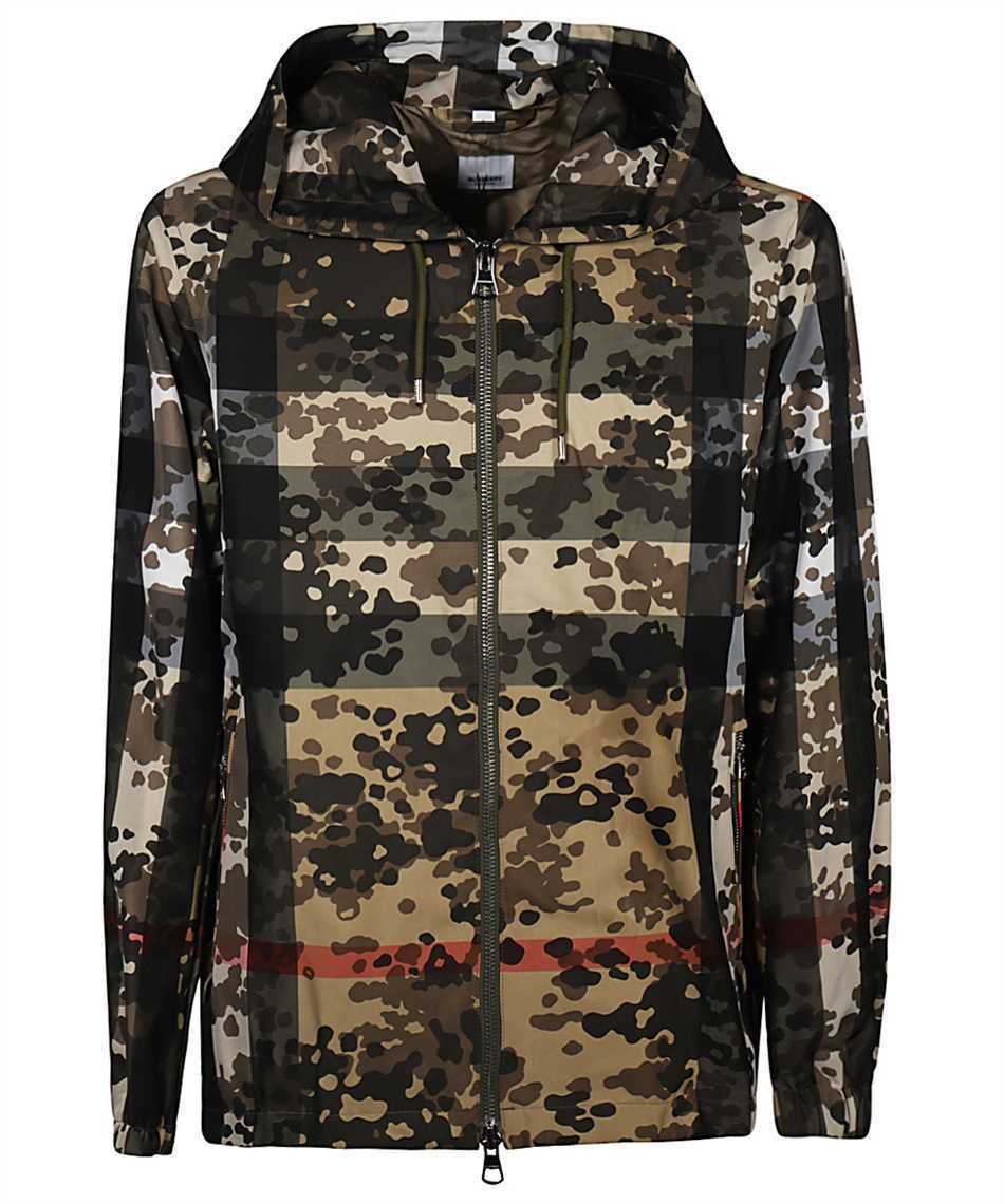 Burberry 8029823 CAMOUFLAGE CHECK NYLON Jacket (Burberry/ブルゾン) 8029823 Beige