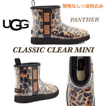 UGG CLASSIC CLEAR MINI PANTHER★アグ クラシック クリア ミニ