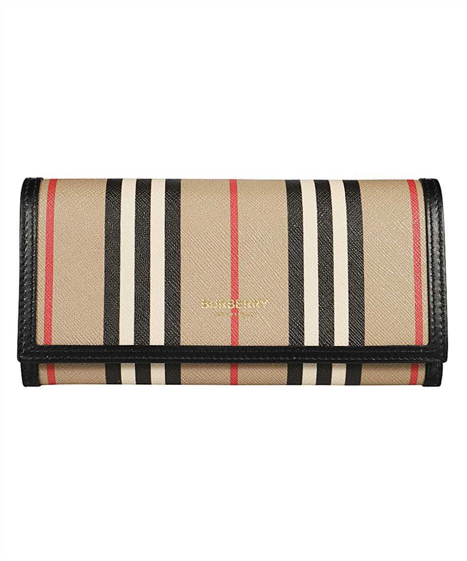 Burberry 8026001 ICON STRIPE CONTINENTAL Wallet (Burberry/長財布) 71792013