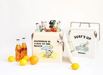 【INTECO】Snoopy Camping Cooler