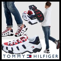[Tommy Hilfiger] ★送料・関税込★ Poly Chunky Running Shoes