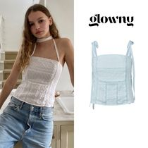【GLOWNY】21ss LACY LOVE TOP (Spooning)