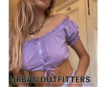 """Urban Outfitters(アーバンアウトフィッターズ) ブラウス・シャツ 【URBAN OUTFITTERS】UO- プレーリーブラウス """"マンディ"""""""