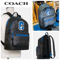 【COACH】☆コラボ☆バックパック☆Peanuts West Backpack