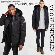 MOOSE KNUCKLES(ムースナックルズ) ダウンジャケット 【MOOSE KNUCKLES】 期間限定セール★PEARSON JACKET