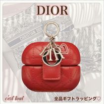 gift★LADY DIOR AIRPODS PROケース★カナージュ ラムスキ★