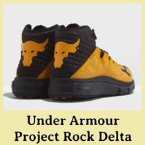★Under Armour★Project Rock Delta★追跡付き★入手困難★