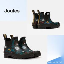 Joules Clothing(ジュールズ クロージング) レインシューズ 安心追跡付!英国発【JOULES】butterfly  レインブーツ