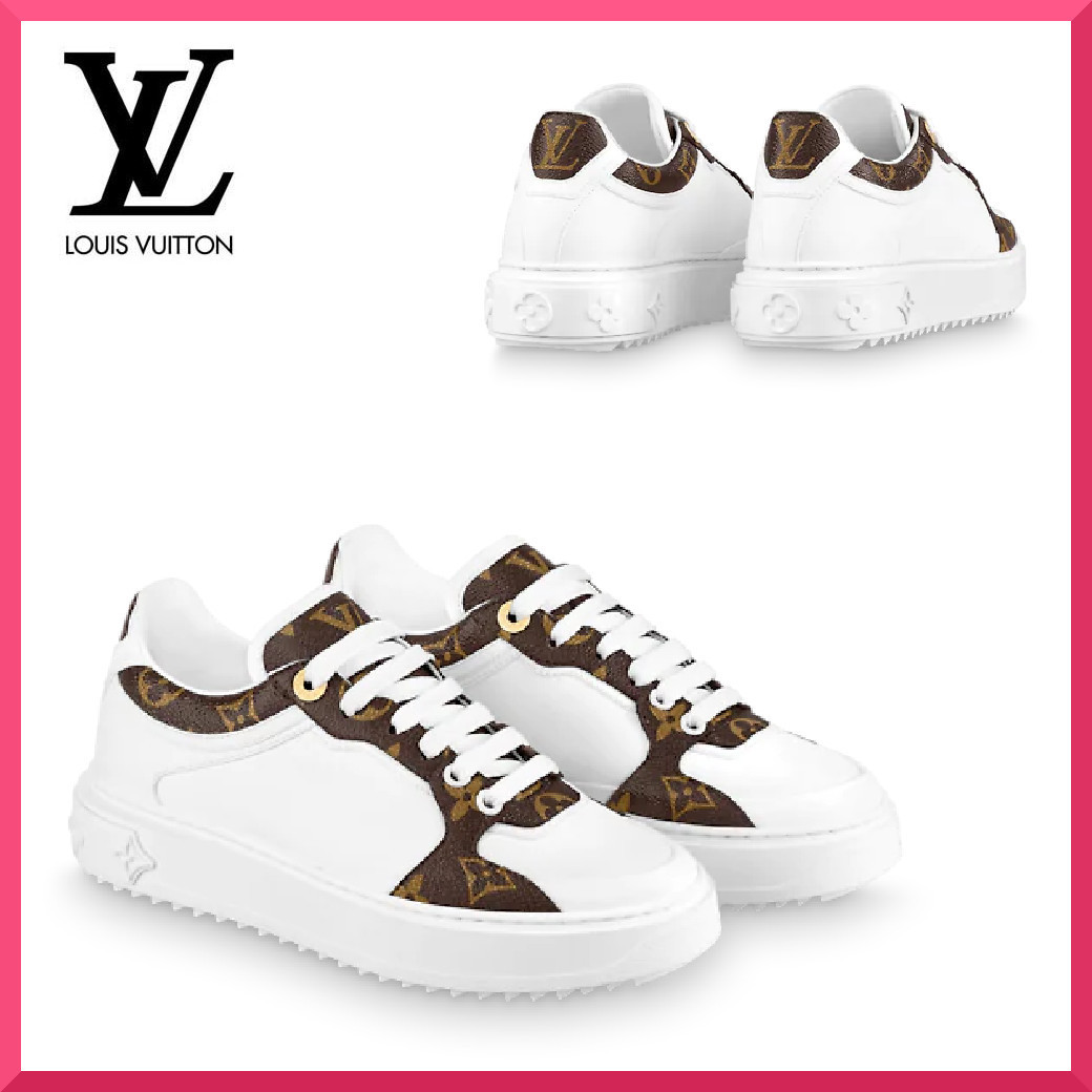 【Louis Vuitton】SNEAKER TIME OUT スニーカー (Louis Vuitton/スニーカー) 1A95TD