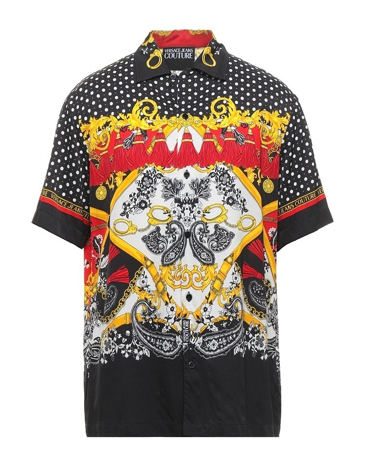 VERSACE JEANS COUTURE◆柄入りシャツ (VERSACE JEANS/シャツ) 71861917