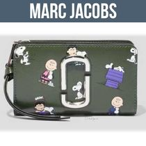 PEANUTS X MARC JACOBS THE SNAPSHOT COMPACT WALLET