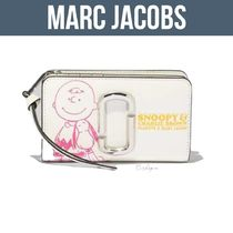 MARC JACOBS THE SNAPSHOT SNOOPY COMPACT WALLET