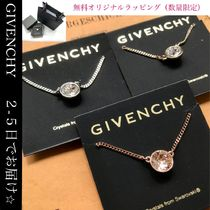 GIVENCHY(ジバンシィ) ネックレス・ペンダント GIVENCHY【安心◎関税込み】スワロフスキー ネックレス 3色