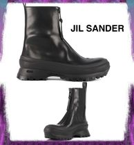 【JIL SANDER】Ankle boots with zip