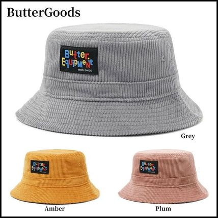 [Butter Goods]* High Wale Cord * バケットハット