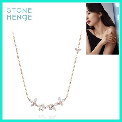 STONE HENgE/送料込み/関税込み 14K  T1232  ネックレス