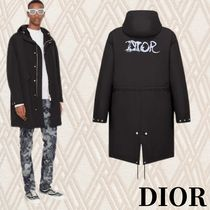 DIOR◆PETER DOIG コラボ ロング丈 パーカ 21-22AW