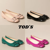 TOD'S トッズ バレリーナ ○関税・送料無料○