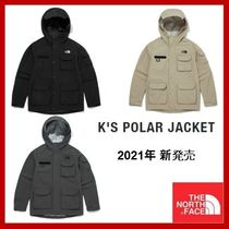 [THE NORTH FACE] K'S POLAR JACKET★楽なフィット★